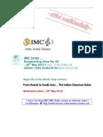 Moderation Script (05/2012)