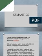 Figurative Speech