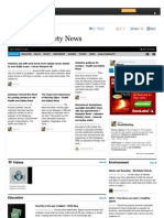 Health and Safety News 20 June 2012
