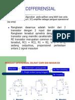 penguat differensial 1