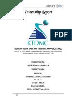 Ktdmc Report