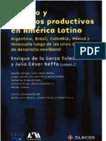 Neffa & Toledo - Trabajos y Modelos Productivos en America Latina