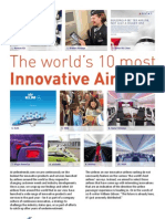 Innovative Airlines 2012-Airlinetrends