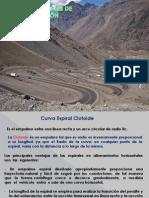 Diseño vial  Clase 4