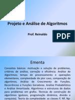 Projeto algortimo