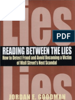 Dearborn,.Reading Between the Lies - How to Detect Fraud and Avoid Becoming a Victim of Wall Street's Next Scandal.[2003.ISBN0793169453]