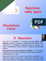 Tesi-EducazioneFisica-Il Razzismo Nello Sport