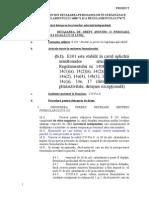 Formalitati Privind Detasarea in Alte State Membre Ale Uniunii Europene