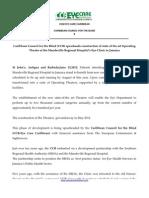 Press Release - Mandeville Hospital 1