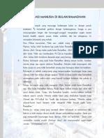 Klasifikasi Manusia Di Bulan Ramadhan