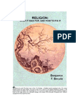 Relgion Book