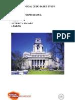 10TrinitySQ - Museum of London Archaeological Report