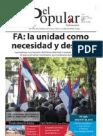 El Popular N° 187 - 22/6/2012