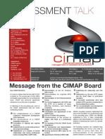 CIMAP Assessment Talk Issue 5 - June 2012