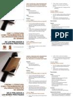 Cine y Literatura como Transmisores de Valores/Estereotipos de Género:de los Prejuicios a las Buenas Prácticas. UJI 2012
