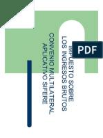 manual convenio Multilateral por SiIAP