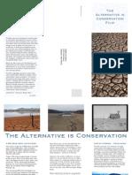 Alternative is Conservation Film