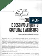 ANA MAE Educacao e Desenvolvimento Cultural e Artistico
