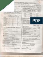 Contabilidad de Costos Examen 1 29 de agosto del 2008