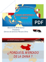 Capechi Peruano China
