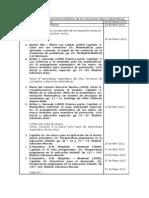 Cronograma de evaluaciones Didáctica de las relaciones lógico matemáticas