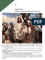 184 El pequeño Benjamin de Magdala y dos parabolas sobre el Reino de los Cielos
