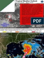 AM Tropics Update 6-23-12