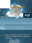 Module 6& 7-People Performance
