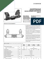 Hidraulica, Compones, Partes,Para Uso en La Oleodinamica (124)m