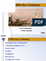 CDMA_CDMA Key Technology