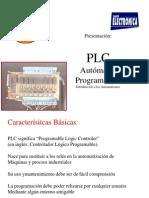 Introducción a los PLC'S