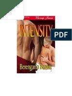 Forever Yours 1_ Intensity - Berengaria Brown