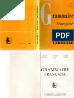 36920999 Langue Francaise Grammaire Francaise Complete