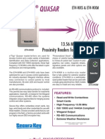Securakey Et4wxs Manual