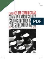 Revista Estudos em Comunicação, Maio de 2012_Universidade da Beira Interior