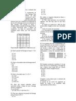 OBF - revisão