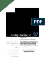 Computación 2- Aplicaciones con Voyage 200
