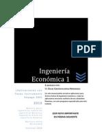 Ingeniería Económica 1- Aplicaciones con Voyage 200