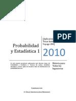 Probabilidad y Estadística 1- Aplicaciones con Voyage 200