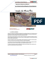 Ofrenda de Muertos-Dia de Muertos en PDF