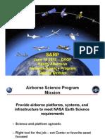 NASA Airborne Science Program