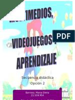 Multimedios, Videojuegos y Aprendizaje