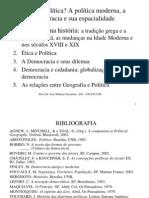 GP01 - O que é Política