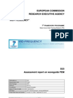 D23_assessmentreport_waveguideFEM