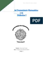 Desarrollo del pensamiento matemático y su didáctica