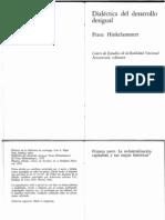 Franz Josef Hinkelammert - Dialéctica del desarrollo desigual [1970]