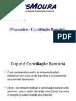 Financeiro - Conciliação Bancária