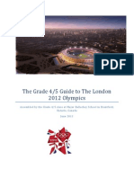 Guide to the Olympics
