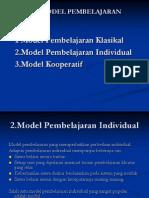 Model Pembelajaran SAP UIN