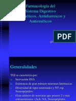25. Farmacos Procinéticos